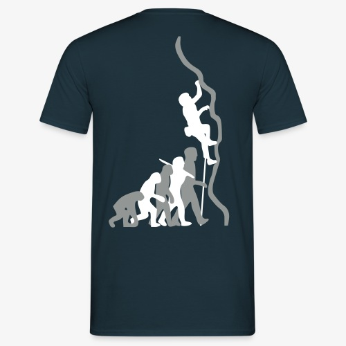 ClimbEvolution nMnD - Männer T-Shirt