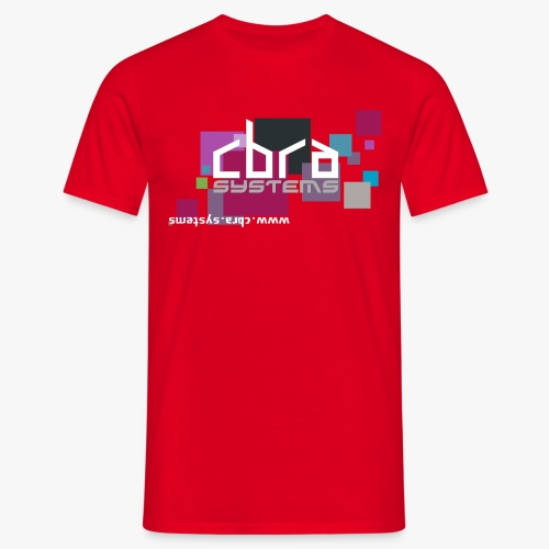 www cbra systems - Men's T-Shirt