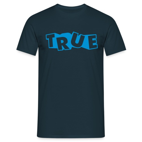 TRUE D - Herre-T-shirt