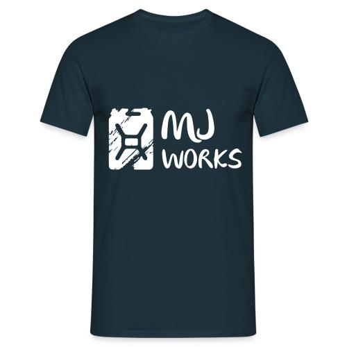 Works Logo - Männer T-Shirt