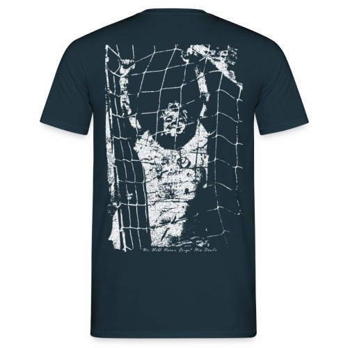 Bremner In The Nets - Men's T-Shirt