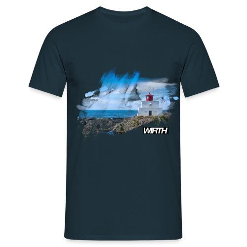 OceanTIME MEN - Männer T-Shirt
