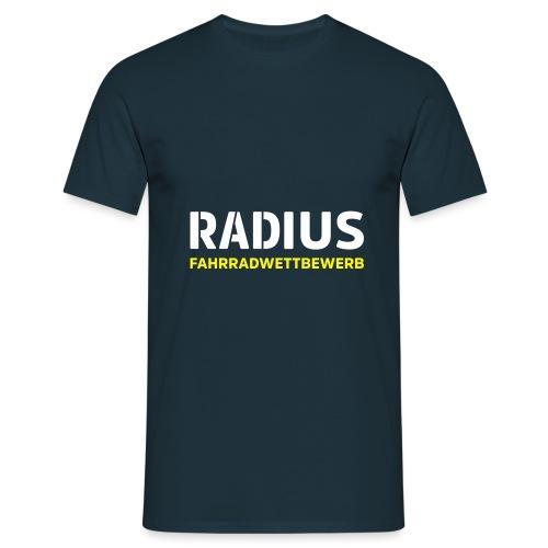RADIUS Fahrradwettbewerb - Männer T-Shirt