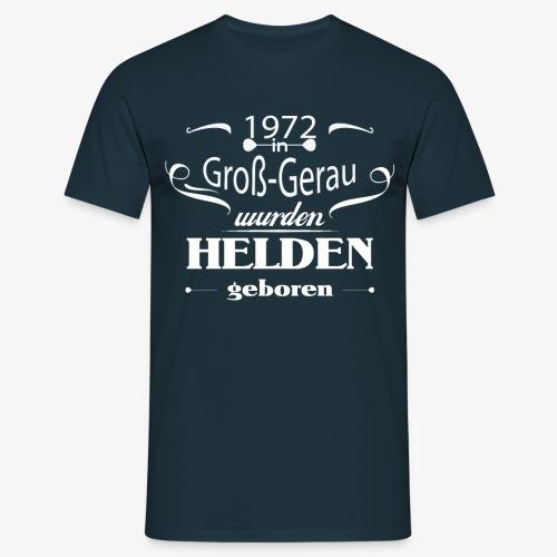 Gross Gerau 1972 - Männer T-Shirt