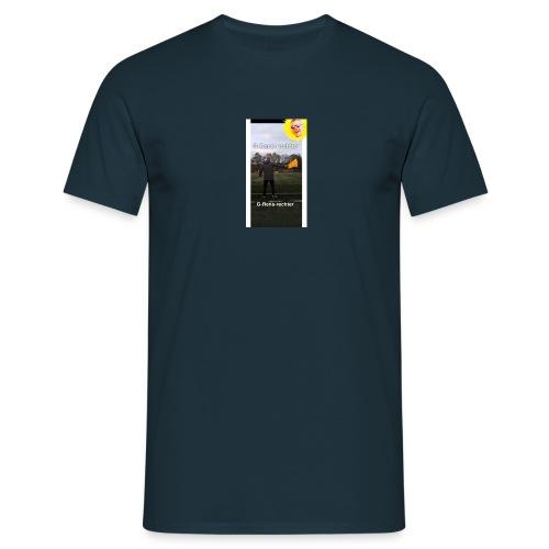 Grens Valstar - Mannen T-shirt