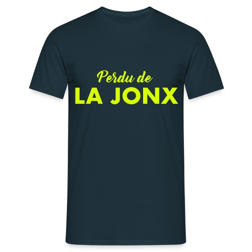 perdu de la jonx - T-shirt Homme