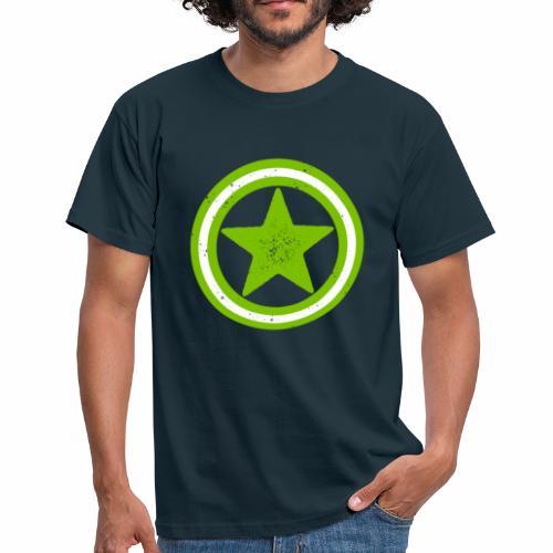 Vegan Vegetarier Lifestyle Shirt T-Shirt Geschenk - Männer T-Shirt