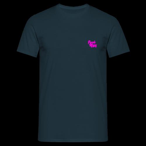PurpleMoney PURPLE SHADOW 1 Transparent - Men's T-Shirt