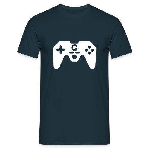 GAMES UOB CONTROL WHITE - Men's T-Shirt