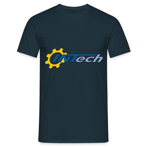 intech_logo - T-shirt Homme