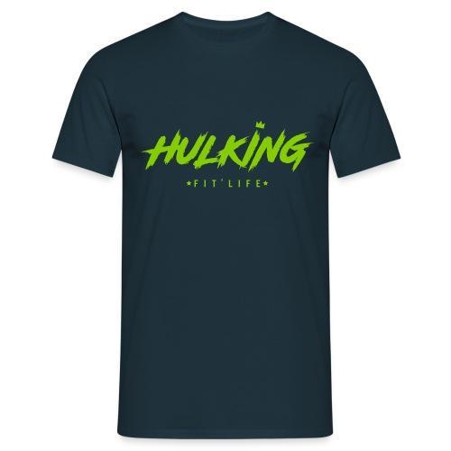 HulkinG rage t shirt - T-shirt Homme