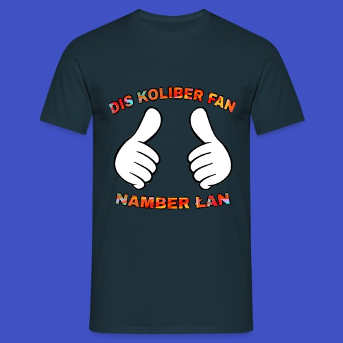 Fan #1 - Koszulka męska