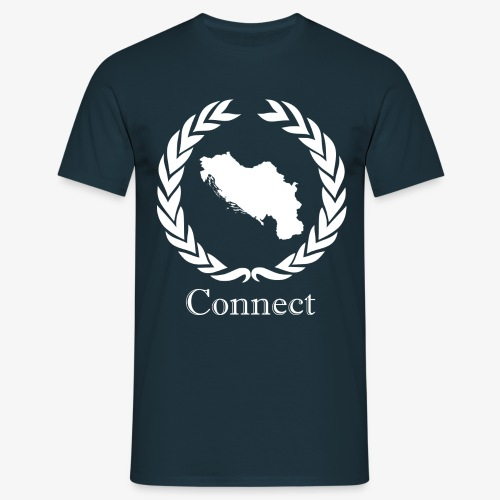 CONNECT COLLECTION LMTD. EDITION WHITE - Men's T-Shirt