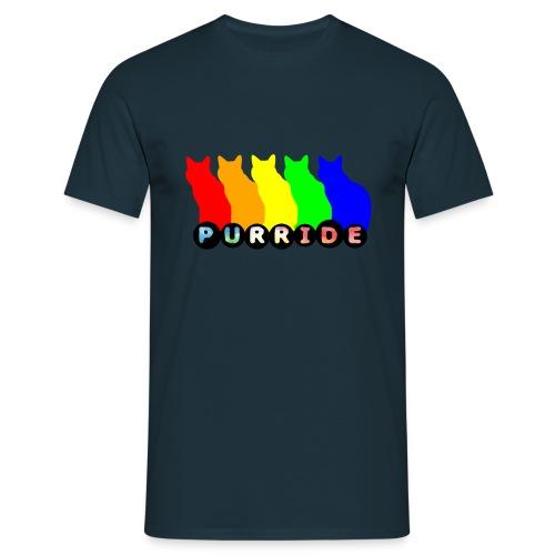 PuRrIDE - Men's T-Shirt