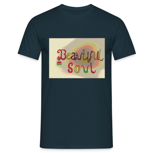 Beautiful soul - Men's T-Shirt