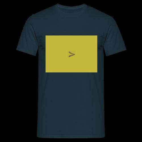 logomotief - Mannen T-shirt