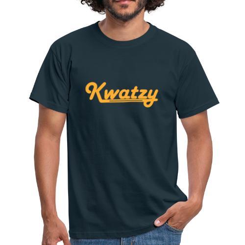 Kwatzy - T-shirt herr