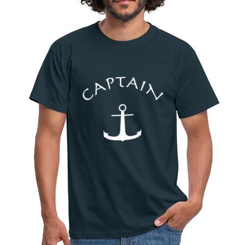 Captain T-shirt for men - T-shirt Homme