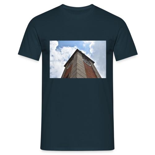 torre dell'orologio - Maglietta da uomo
