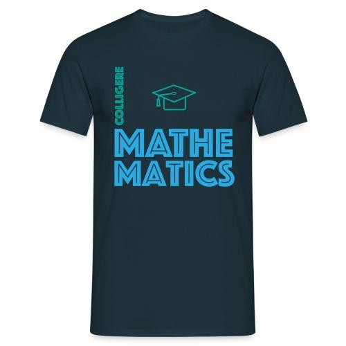 Colligere Math - T-skjorte for menn