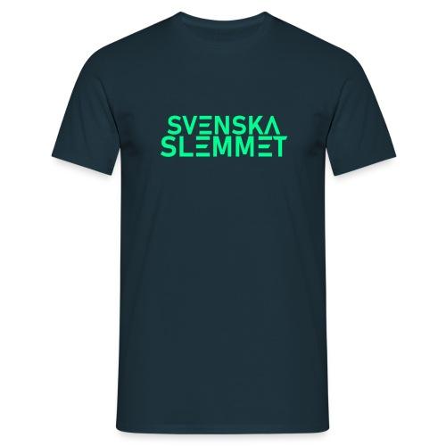 SvenskaSlemmet - T-shirt herr