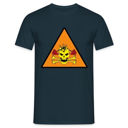 SKULL DESTROY - T-shirt Homme