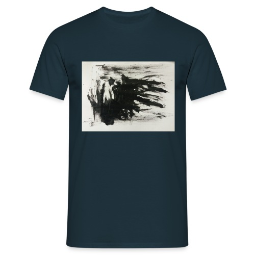 Dunkles Erwachen - Männer T-Shirt