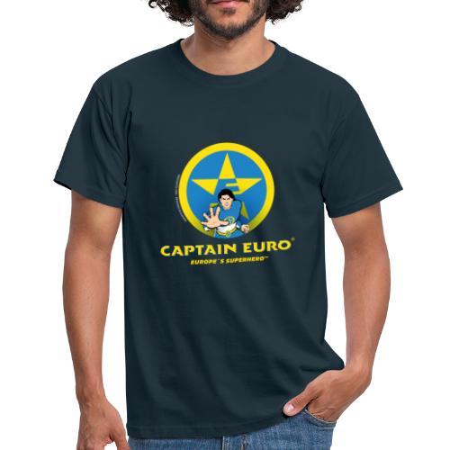 CAPITÁN EURO, SUPERHÉROE DE EUROPA - Camiseta hombre
