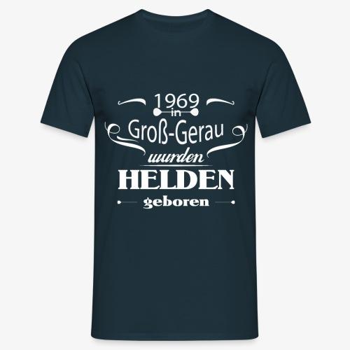 Gross Gerau 1969 - Männer T-Shirt