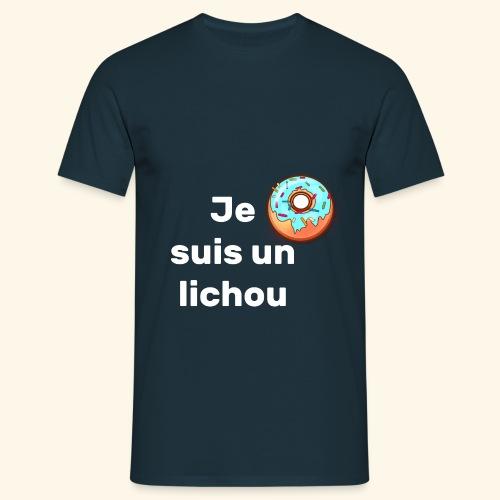 lichou - T-shirt Homme