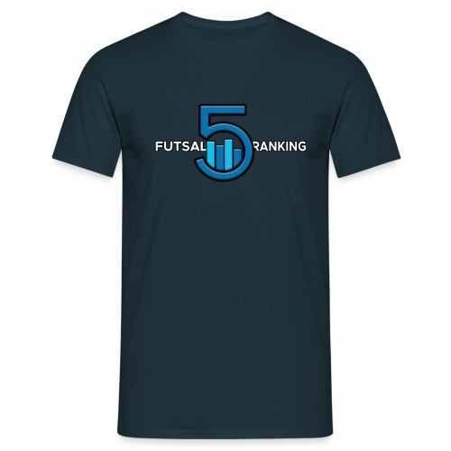 Futsal Ranking logo 2 - Herre-T-shirt