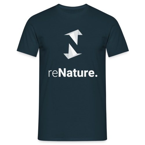 reNature T-Shirt - Mannen T-shirt