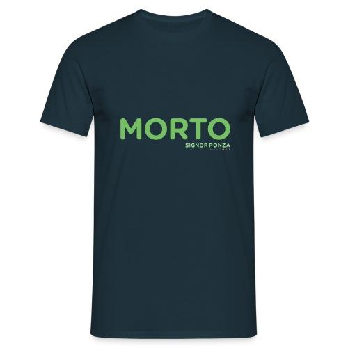 MORTO - Maglietta da uomo