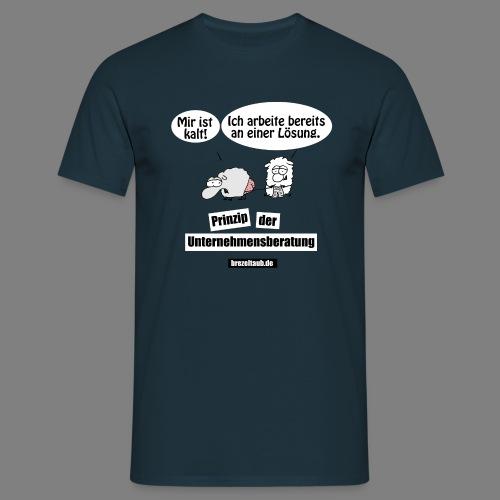 Unternehmensberatung - Männer T-Shirt