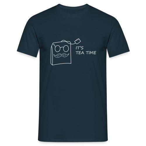 It's Tea Time! - Männer T-Shirt