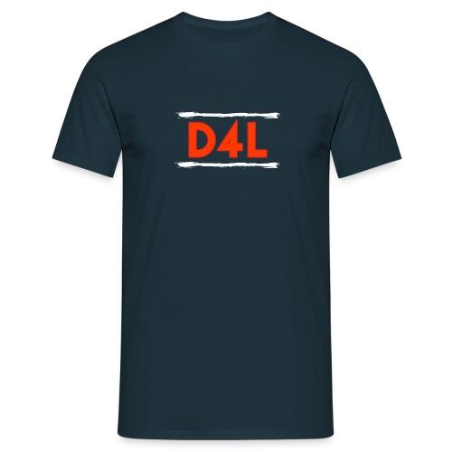 SHIRT 1 D4L - Mannen T-shirt