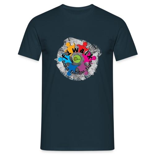Logomania - Maglietta da uomo