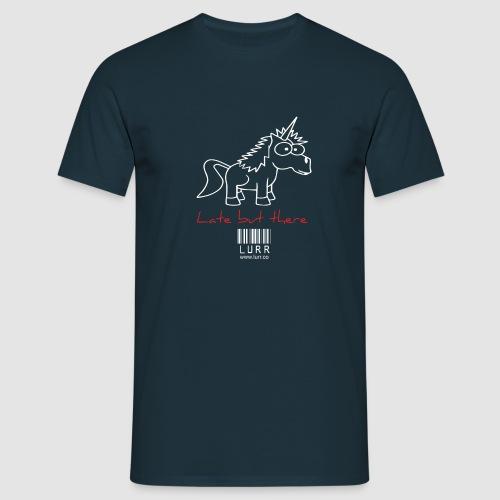 lurr unicorn - Men's T-Shirt