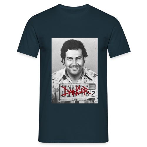 pablo escobar narcos - T-shirt Homme
