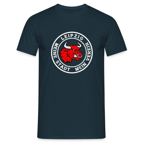 Meine Stadt mein Verein - Männer T-Shirt