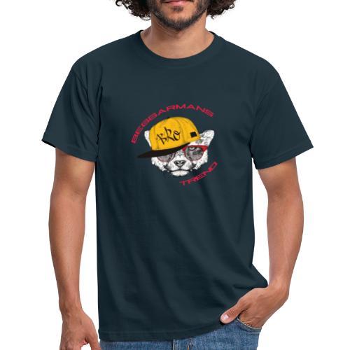 bro-cat Beggarnans Trend - Men's T-Shirt