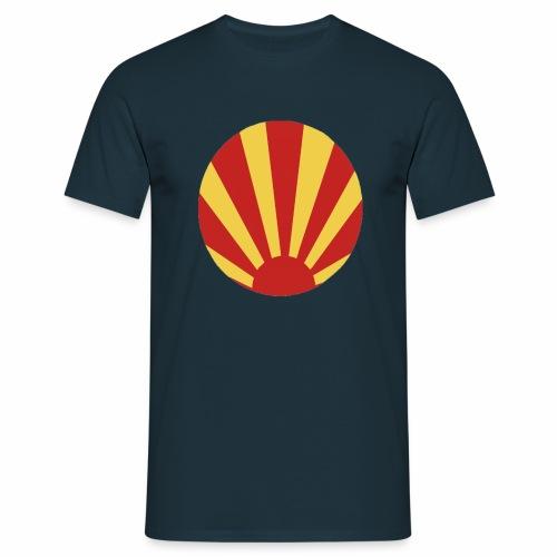 soleil nippon - T-shirt Homme