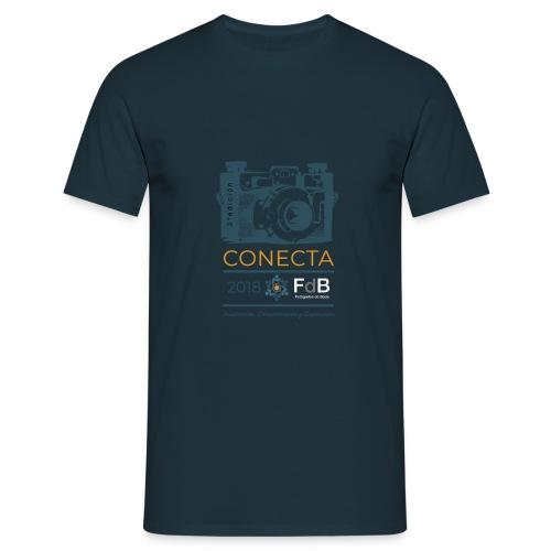 camiseta CONECTA color - Camiseta hombre