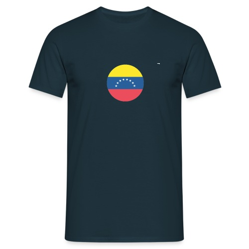 orgullo venezolano - Camiseta hombre