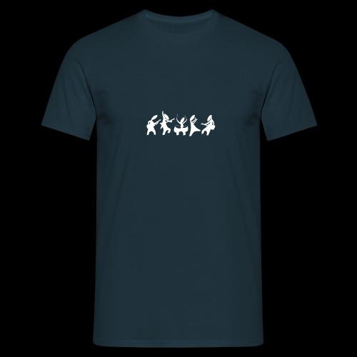 Caveman only - Männer T-Shirt