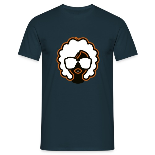 Vintage Summer Girl - Männer T-Shirt