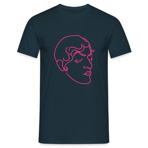 Corrine Rose dans ta face OK - T-shirt Homme