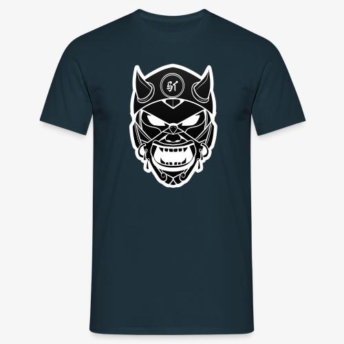 ItsShayton Logo negro - Camiseta hombre