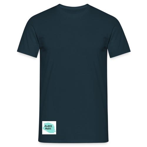 Albermusic - Camiseta hombre