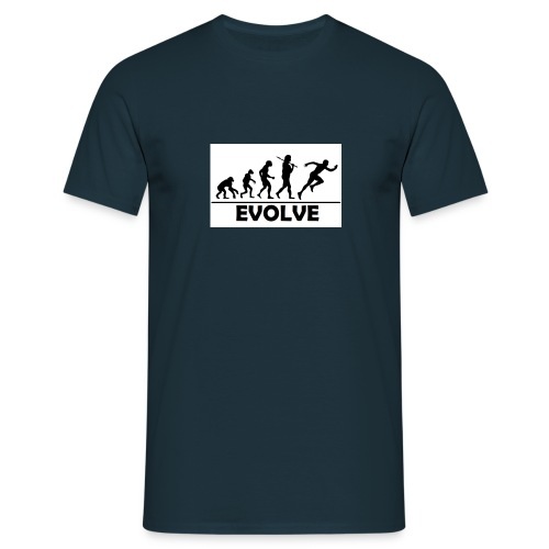 EVOLVE - Mannen T-shirt